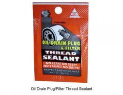 Oil Drain Plug/Filter Thread Sealant
