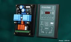 ATS-01 Programmable ATS Controller