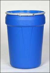 30 Gallon Lab Pack with metal lever ring -blue