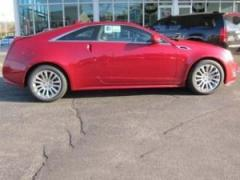 Car 2012 Cadillac CTS Coupe Performance AWD