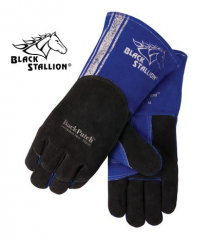 365 High Quality Cowhide Stick Welding Gloves w/