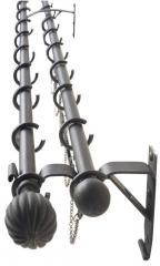 Eaves Traverse Ring Set