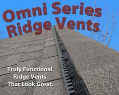 Lomanco® Ridge Vents