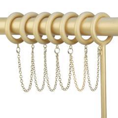 Rings for cornice