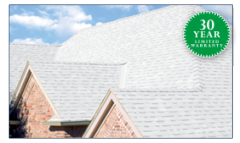 Highlander-CS™ Dove White shingles