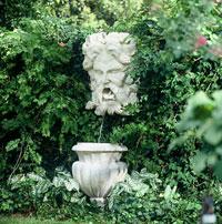 Garden fountains Poseidon Fountainhead