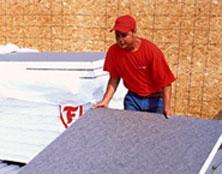 Firestone ISO 95+ polyiso insulation