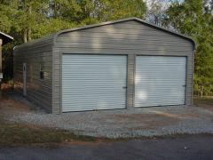 Metal Garages & Steel Garage Buildings