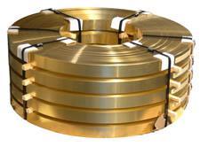 Nickel alloys coil