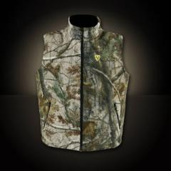 Bone Collector® Freak Nasty Sherpa Fleece Vest w/