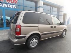 Car 2002 Chevrolet Venture Van Passenger
