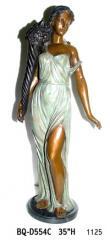 Bronze Female Statues