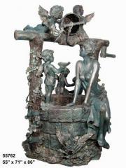 Fountains sculptures