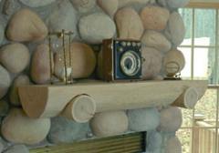 Cedar & Pine Mantels