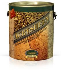 ACRYSHEEN is a water-based, penetrating sealer
