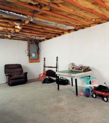 The BrightWall® Rigid Basement Wall System