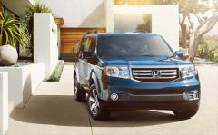 Honda Pilot New Car