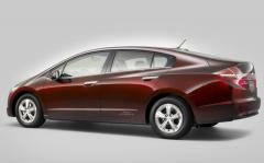 Honda FCX Clarity New Car