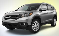 Honda CR-V New Car