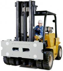 Forklift Scale System QTLTSC Class IV