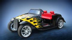 The California Roadster