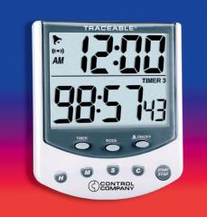 Traceable® Big-Foot Timer