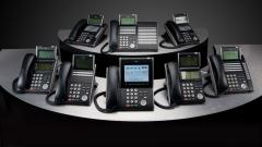 Desktop IP and Digital Terminals
