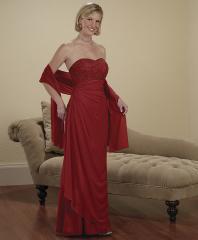 Sylvia Ann Style No. BW7GB Gown