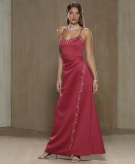 Silhouettes Style No. WW8WR Gown