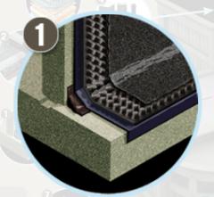 Below-Grade Waterproofing Systems