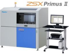 X-ray Fluorescence Spectrometer, ZSX Primus II