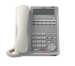 NEC SL1100 Digital 12-Button Telephone (White)