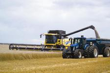 New Holland Super Conventional Combines