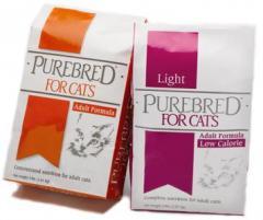 Purebred Cat Food