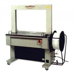 Automatic arch type strapping machines