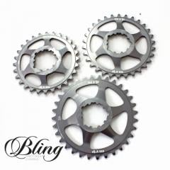 MRP Bling Ring Direct Mount Chainring