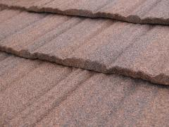 Canyon Shake Tile in standard Barclay Color
