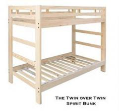 Spirit bunk bed