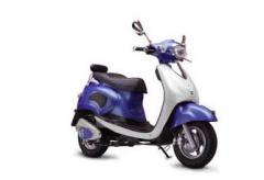 ZAPINO Electric Scooter 2012