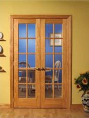 Pine French Doors