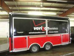 Mobile Marketing Trailers
