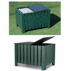 Range Ball Storage Box