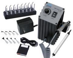 Deluxe Vacuum Tweezer Kit, V8100A-FS-110-DLX-D