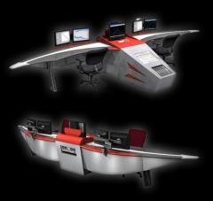 XCR custom console systems