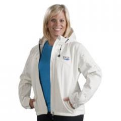 Women's Hooded Soft Shell Jacket