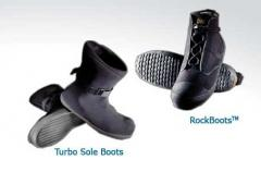 Drysuit Boots RockBoots™ and Turbo Sole