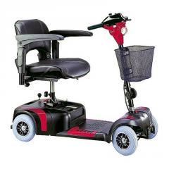 Drive Medical 4-wheel Phoenix Compact Scooter