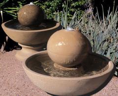 Wok Series Fountains