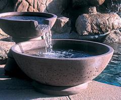 Scupper Wok Series Fountain