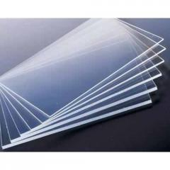 Abrasion Resistant Acrylic Sheet - Clear -
